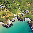 Rugged Bay by John Maxwell