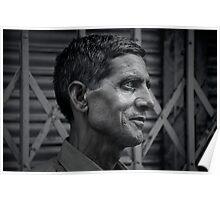 Portrait of a Stranger Poster