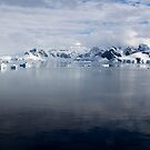 Reflecting on Antarctica 068 by Karl David Hill