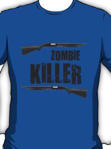 zombie killer shotgun T-Shirt