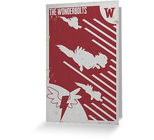 The Wonderbolts! Greeting Card