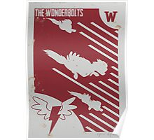 The Wonderbolts! Poster