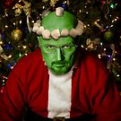Breaking Bad Santa by Randy Turnbow