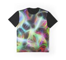 Seagal Abstract Graphic T-Shirt