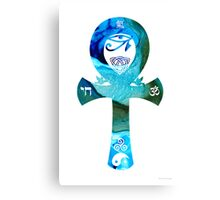 Unity 3 - Spiritual Artwork Canvas Print