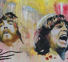 Creedence Clearwater Revival by Matt Burke