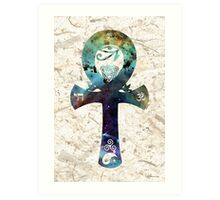 Unity 10 - Spiritual Artwork Art Print