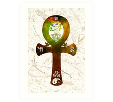 Unity 11 - Spiritual Artwork Art Print