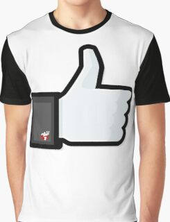 FACEBOOK X GHOSTBUSTERS (GB2) Graphic T-Shirt