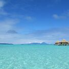 Blue Paradise by Kim Roper