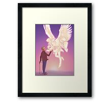 Let There Be Morning Framed Print