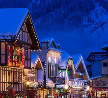 Christmas in Leavenworth by Jim Stiles