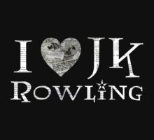 I ♥ JK Rowling by Fawkes