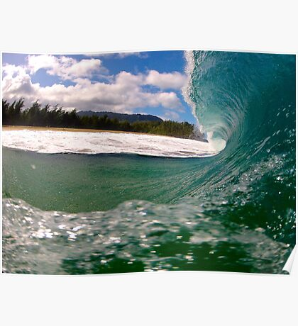 Empty wave  Poster