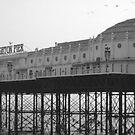 Brighton Pier by tribal191983