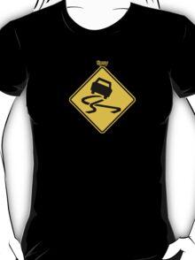 tipsy funny bro pub bar club truck stop novelty tee T-Shirt
