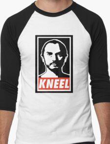 Obey Zod Men's Baseball ¾ T-Shirt