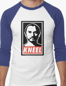 Obey Zod Men's Baseball ¾ T-Shirt