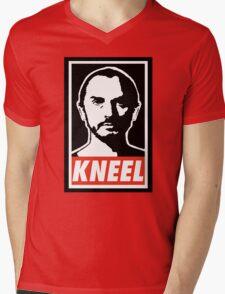 Obey Zod Mens V-Neck T-Shirt