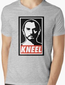 Obey Zod Mens V-Neck T-Shirt