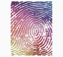 Rainbow Fingerprint. by LewisJamesMuzzy