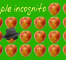 Apple Incognito by Natalie Kinnear