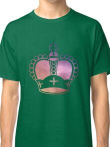 Rainbow Crown Classic T-Shirt