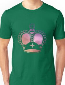 Rainbow Crown Unisex T-Shirt