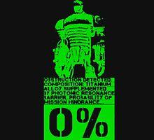 Fallout 4 - Liberty Prime DES green T-Shirt
