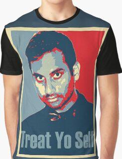 Treat yo Self Graphic T-Shirt