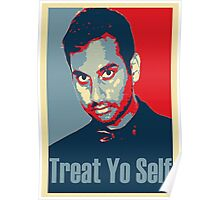 Treat yo Self Poster