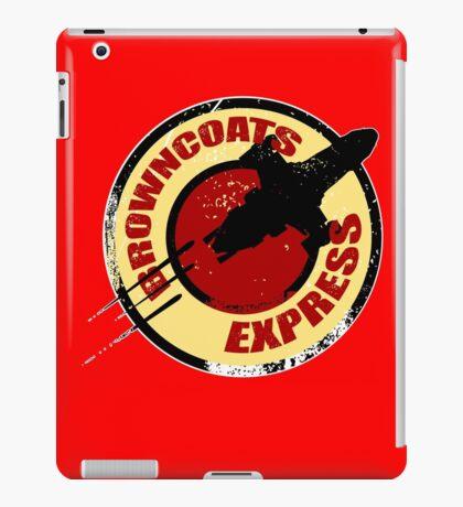 BROWNCOATS EXPRESS iPad Case/Skin