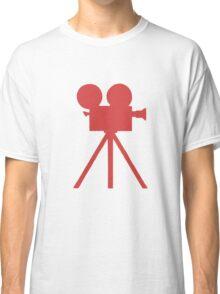 Red Tripod. Classic T-Shirt