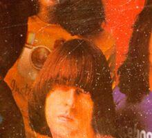 Dead Rockers, Modern Times - Ramones Sticker