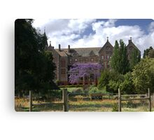 French Meadow Canvas Print