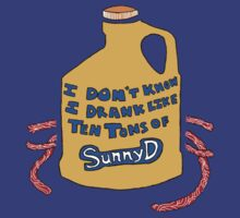 Ten Tons of Sunny D by Taylor Turner