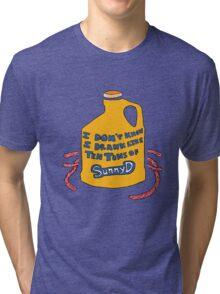 Ten Tons of Sunny D Tri-blend T-Shirt