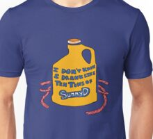 Ten Tons of Sunny D Unisex T-Shirt