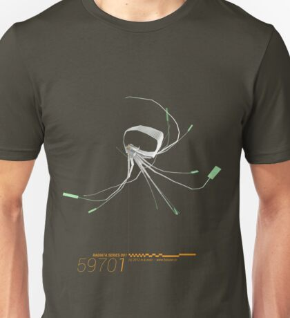 Radiata Series 001-59701 (patina) Unisex T-Shirt