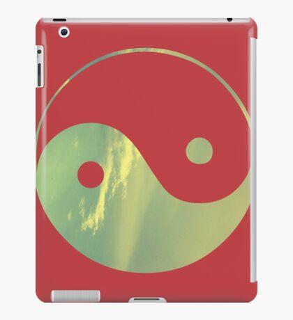 Ying Yang X Clouds iPad Case/Skin