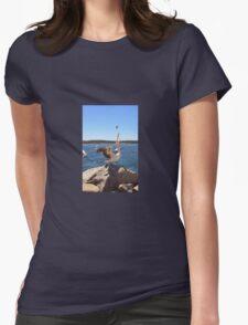 Pelican feeding T-Shirt