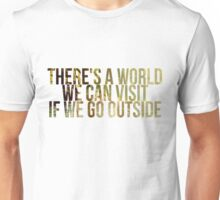 Outisde Unisex T-Shirt