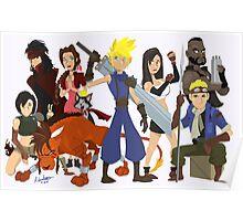 Final Fantasy 7: Complete Poster