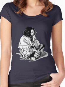 Game Grumps Dan Women's Fitted Scoop T-Shirt