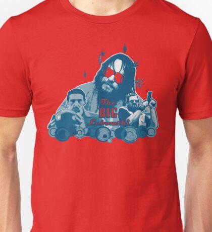Big lebowski Collage Unisex T-Shirt
