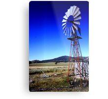 Windmill.  Metal Print