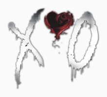 XO - The Weeknd (Logo) by YungFly413