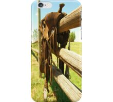 Saddle iPhone Case iPhone Case/Skin