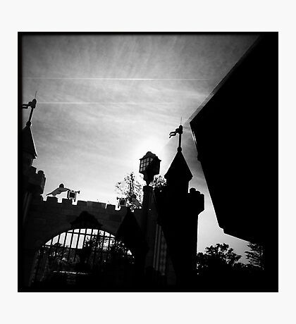 Castle 2 Photographic Print