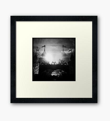 Castle 5 Framed Print